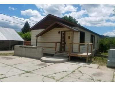 1 Bed 1 Bath Foreclosure Property in Inkom, ID 83245 - W Lincoln Ave