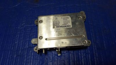 Buy MERCEDES BENZ W216 W221 BLUETOOTH COMMUNICATION MODULE OEM 2168206726 motorcycle in Justice, Illinois, United States, for US $49.00