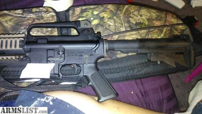 For Sale/Trade: Ar-15 Olympic arms k3b M4