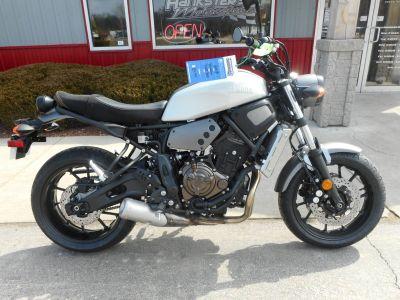 2018 Yamaha XSR700 Sport Motorcycles Janesville, WI