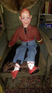 howdy doody ventrilaqist doll