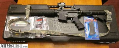 For Sale: Rock River Arms AR-15 w/ extras, New