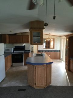 Now Available: For Rent in Slagle: 3 Bedroom 2 Bath Mobile Home