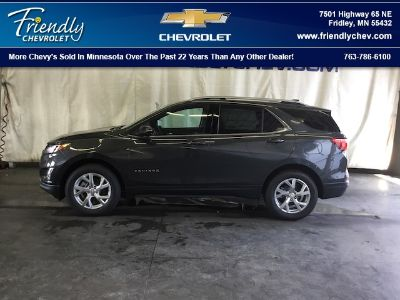 2018 Chevrolet Equinox LT w/2LT (Nightfall Gray Metallic)