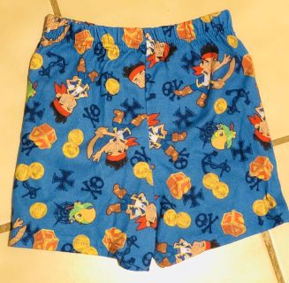 Jake and the Never Land Pirates Boxers