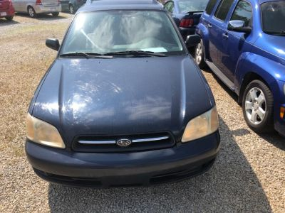 2002 Subaru Legacy L (BLU)
