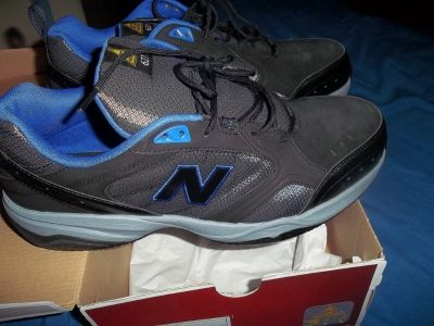 New Balance Work Shoes In Box