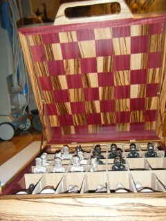 Chessboard Suitcase