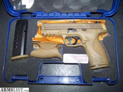 For Sale: Smith & Wesson M&P 40SW FDE VTAC