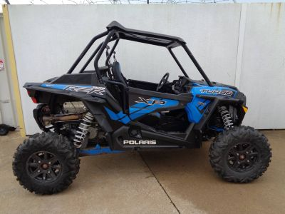 2017 Polaris RZR XP Turbo EPS Utility Sport Broken Arrow, OK