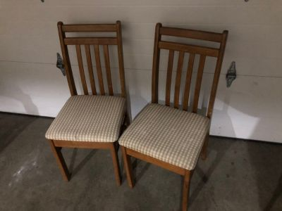 Two Project Chairs