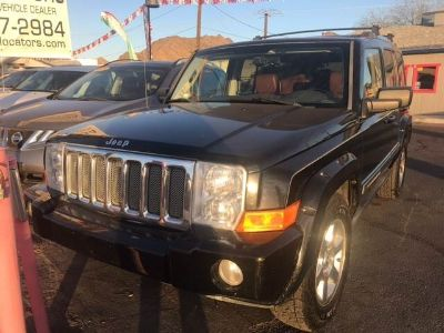 2007 Jeep Commander Limited 4dr SUV