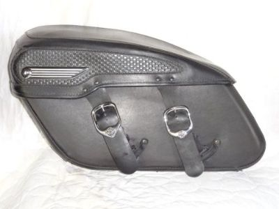 Purchase Harley Davison Saddle Bags 2001 Roadking motorcycle in Whitewater, Wisconsin, United States, for US $450.00