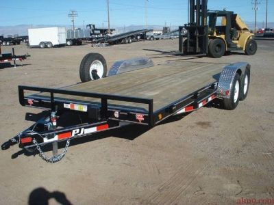 18ft Car Trailers, Car Hauler, PJ Trailers C5182