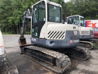 Terex TC75 Mini Excavator