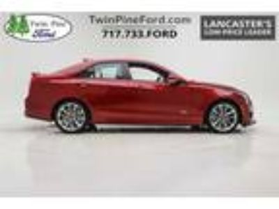 used 2017 Cadillac ATS-V for sale.