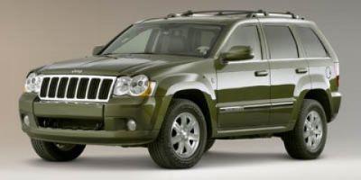 2008 Jeep Grand Cherokee Laredo (Red Rock Crystal Pearl)
