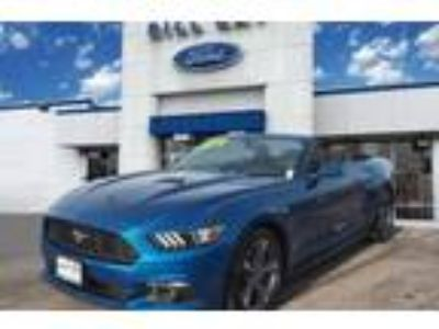 New 2017 Ford Mustang Convertible
