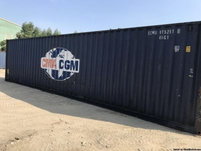 Cargo Worthy Containers on Sale