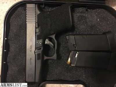 For Sale: Glock 36 with extras
