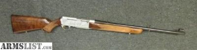 For Sale: Browning Model BAR In.243 Win.22 inch Semi Auto Rifle