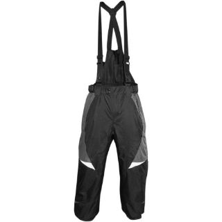 Buy RU Outside Vortex Storm Layer 2015 Wind/Waterproof Pants Black/Gray motorcycle in Holland, Michigan, United States, for US $116.66
