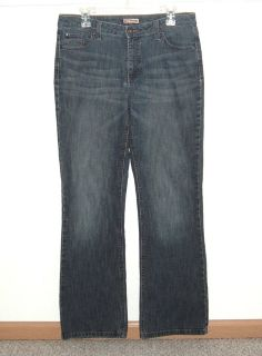 Wrangler Boot Cut Denim Jeans Womens 10 M Wratrux