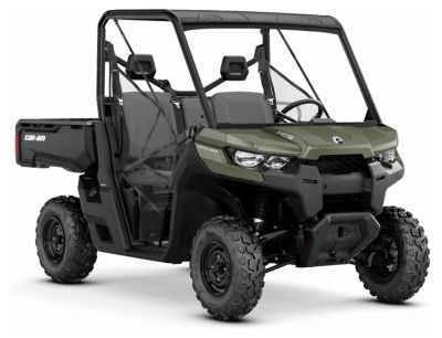 2019 Can-Am Defender DPS HD5 Utility SxS Louisville, TN