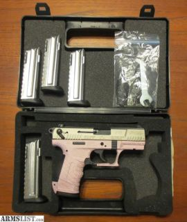 For Sale: WALTHER P-22