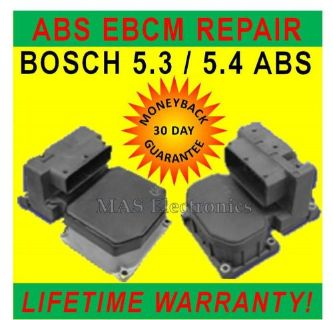 Sell FITS HONDA CIVIC BOSCH 5.4 ABS EBCM PUMP CONTROL MODULE REPAIR SERVICE motorcycle in Duluth, Georgia, United States, for US $45.00