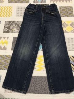 Size 5 old navy jeans straight