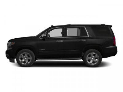 2015 Chevrolet Tahoe LTZ (Black)