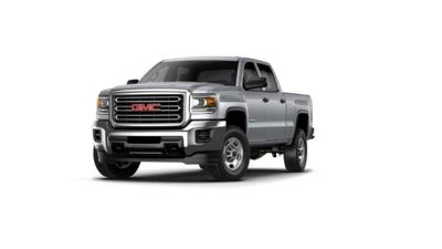 2019 GMC Sierra 2500HD Base (Quicksilver Metallic)