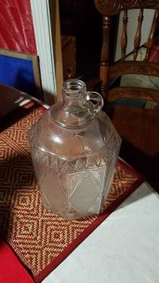 APPLE CIDER JAR, READ DESCRIPTION