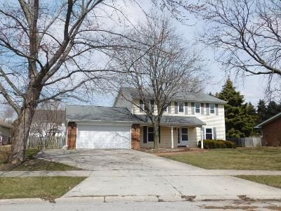 4 Bed 2.5 Bath Foreclosure Property in Joliet, IL 60435 - Rosemont Dr