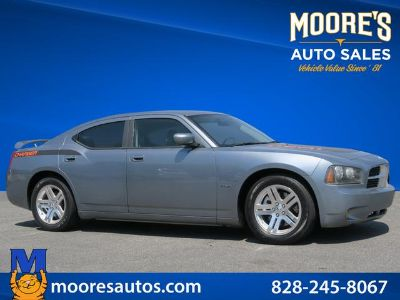 2007 Dodge Charger RT (Silver)