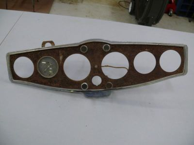 Find 1930'S 1939 CHRIS CRAFT 6 GAUGE DASH PANEL 1932 FORD SCTA WOODEN BOAT RARE motorcycle in Owasso, Oklahoma, US, for US $299.00