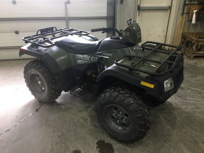 2005 Arctic Cat 300 4x4