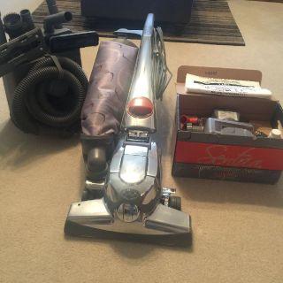 Kirby Sentria Vacuum with Carpet Shampoo System