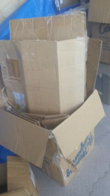 Moving boxes /various sizes