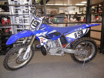 2012 Yamaha YZ250 Motocross Off Road Laurel, MD