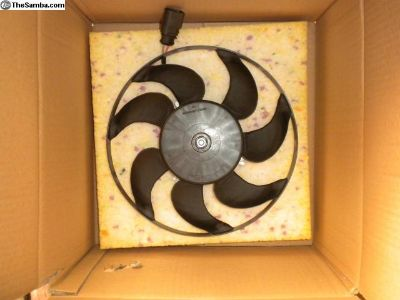 2005-2009 jetta #2 cooling fan