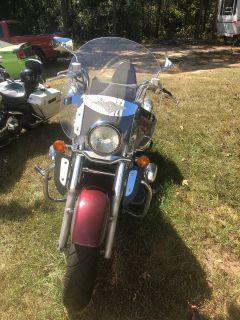 2001 Kawasaki VULCAN 1500 NOMAD