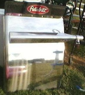 $100 Drivers side Quarter Fender for Peterbuilt Truck see pics
