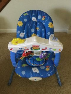 Fisher-Price bouncy seat