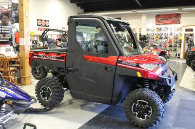 2018 Polaris Ranger XP 1000 EPS Northstar Edition Side x Side Utility Vehicles Adams, MA