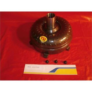 Sell TCI Transmission 242948 Torque Converter 4L80E BRKWY 10 BILLET COVER motorcycle in Decatur, Georgia, United States, for US $951.97