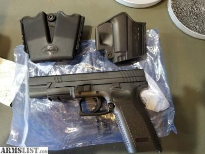 For Sale: XD45, Springfield Armory