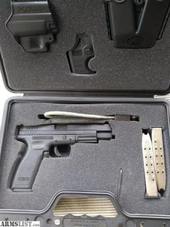 For Sale/Trade: Springfield xd tactical
