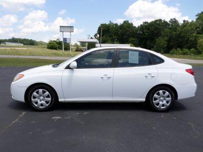 2007 Hyundai Elantra GLS (White)